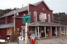 На продажу выставлен американский городок