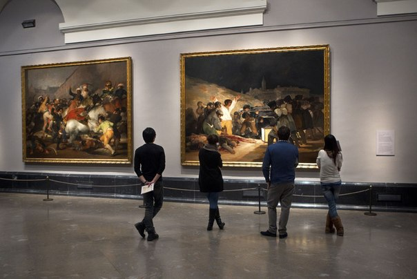 Потери музея Прадо
