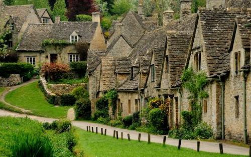 Наши в Англии