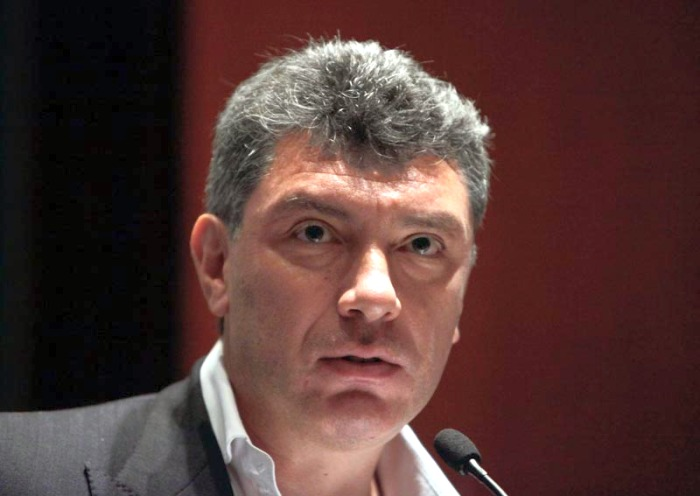 Немцов убийство