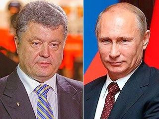Путин и Порошенко уже на «ты»? (новости Россия Украина 18.04.2015)
