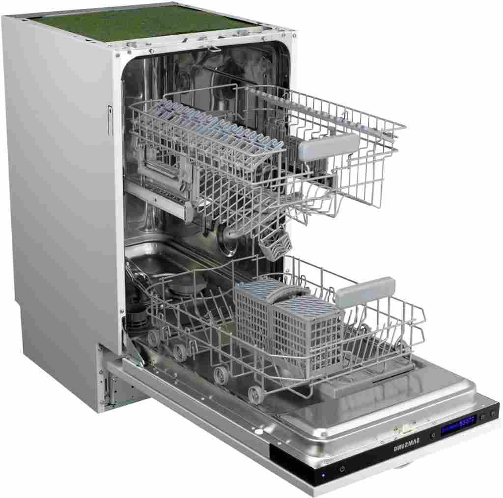 Про ремонт посудомоечных машин