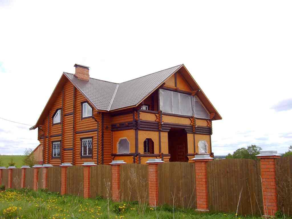 Строим загородный дом своими руками