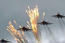 Мир требует от России прекратить авиаудары в Сирии