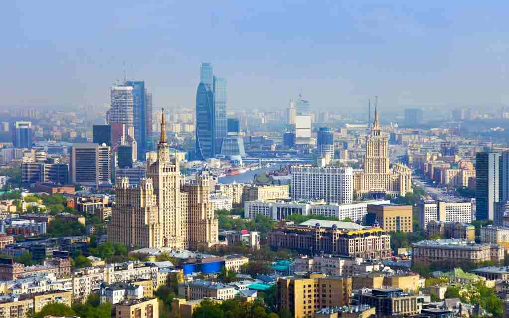 Рынок недвижимости Москвы и Подмосковья