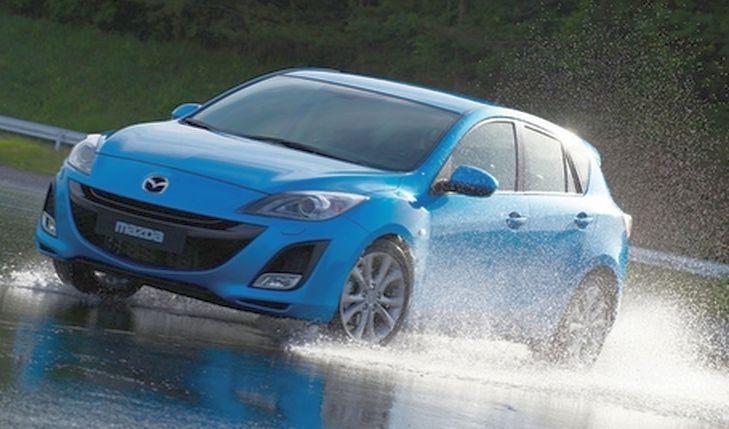 Где взять запчасти Mazda CX 5?