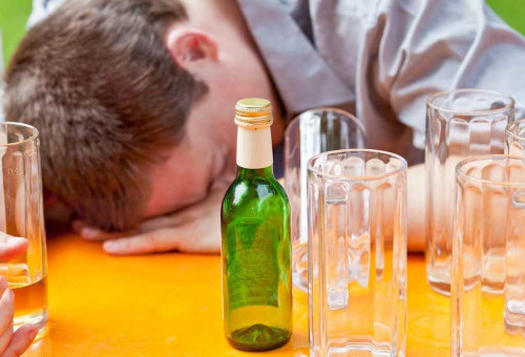 Как прекратить запой?