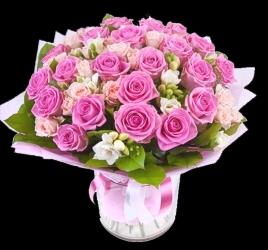 Где в Москве выбрать и заказать с доставкой цветы?