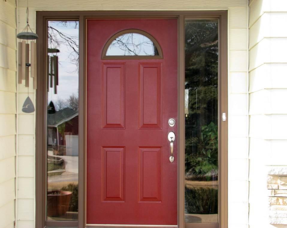 Какие требования предъявляются к входным металлическим дверям?