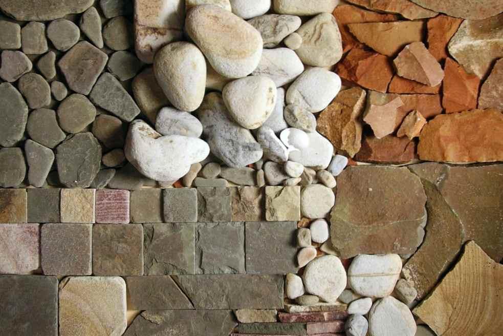 Что выбрать, облицовочный природный камень или его искусственный аналог?