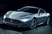 Концептуальное Maserati Alfieri