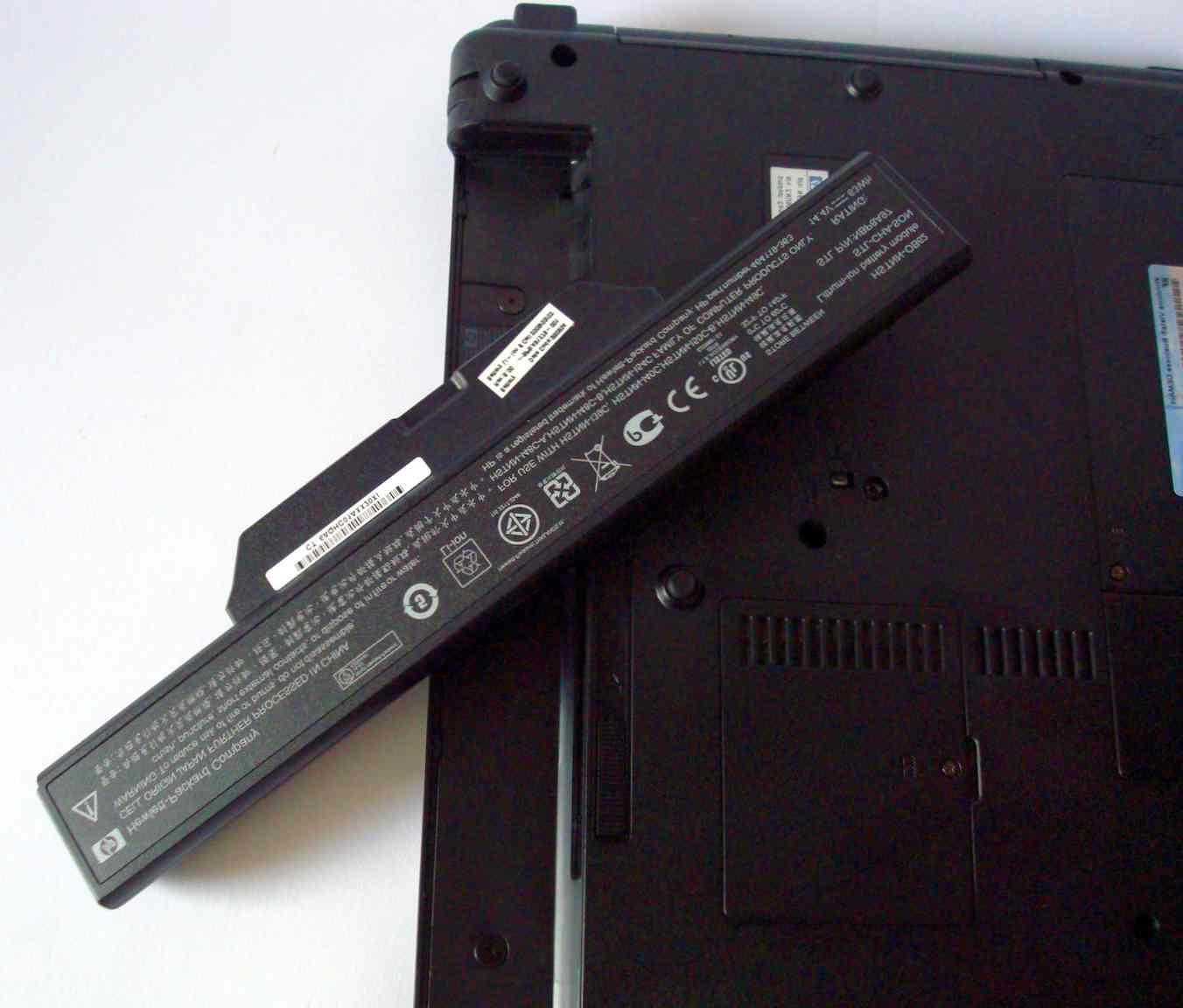 Что из себя представляет аккумуляторная батарея для ноутбука?