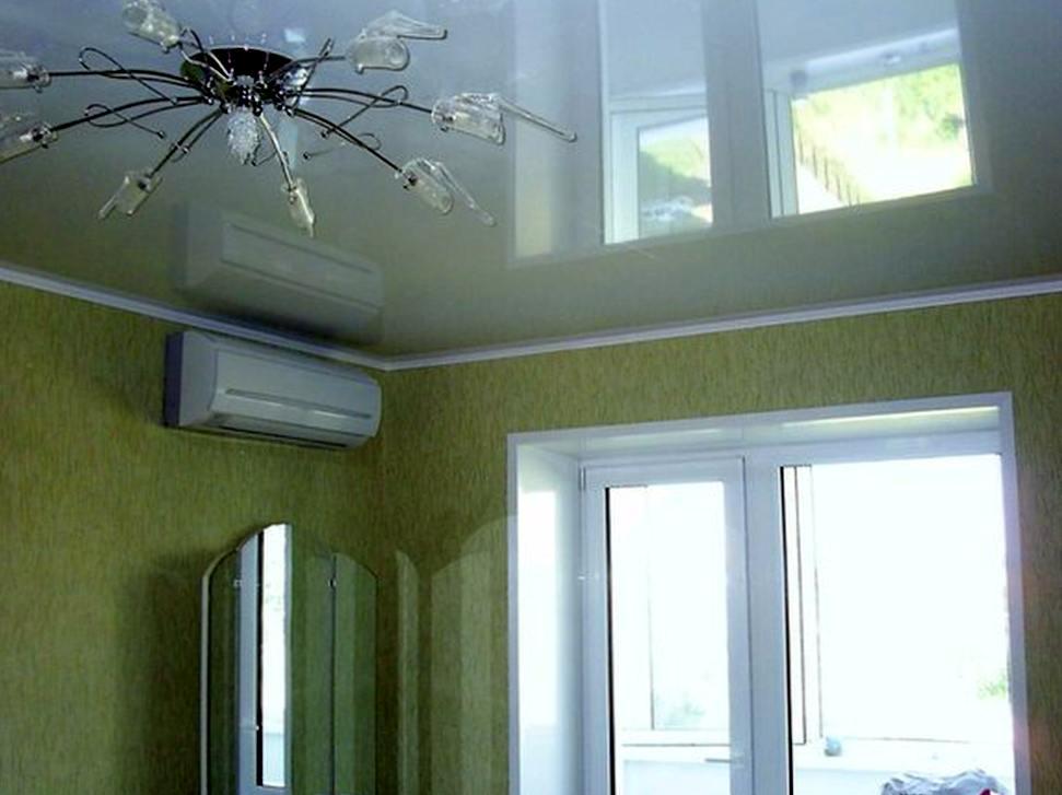 Где заказать натяжные потолки в Серпухове?