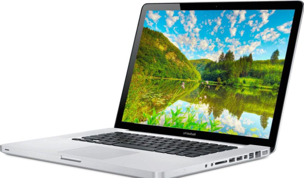 Где в Украине можно выбрать ноутбук MacBook Pro?