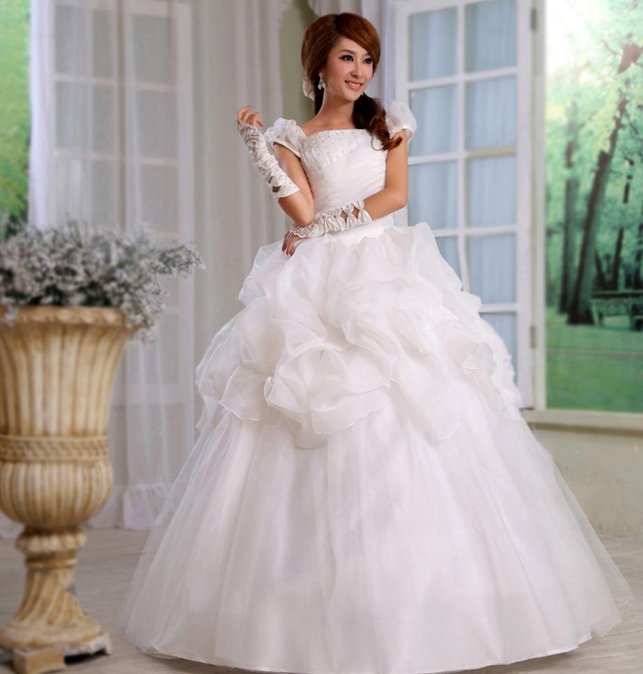 Мечты о свадебном платье
