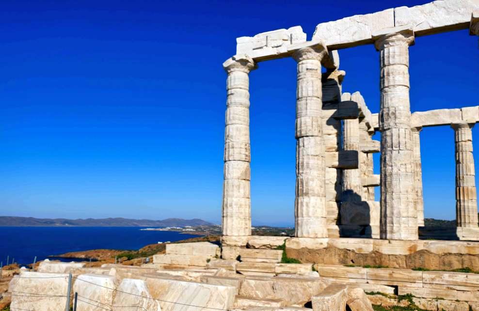 Греция — страна контрастов