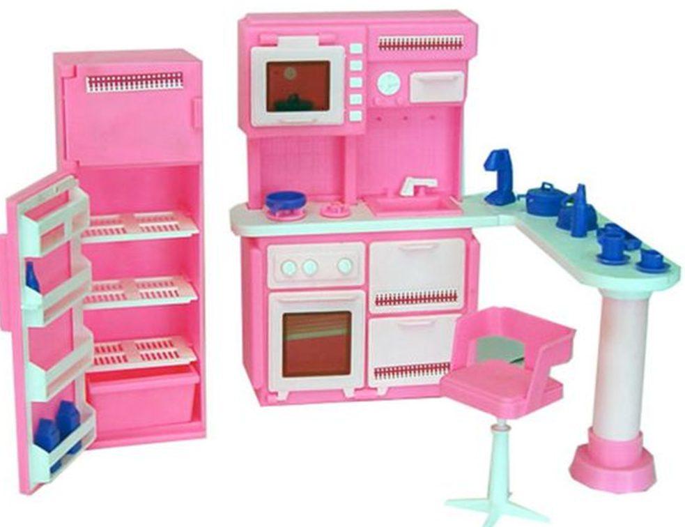 Где можно выбрать кукольную мебель?