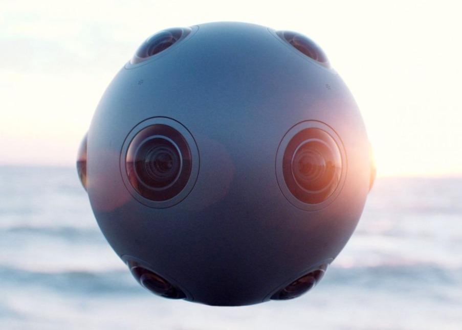 Панорамное видео 360 градусов