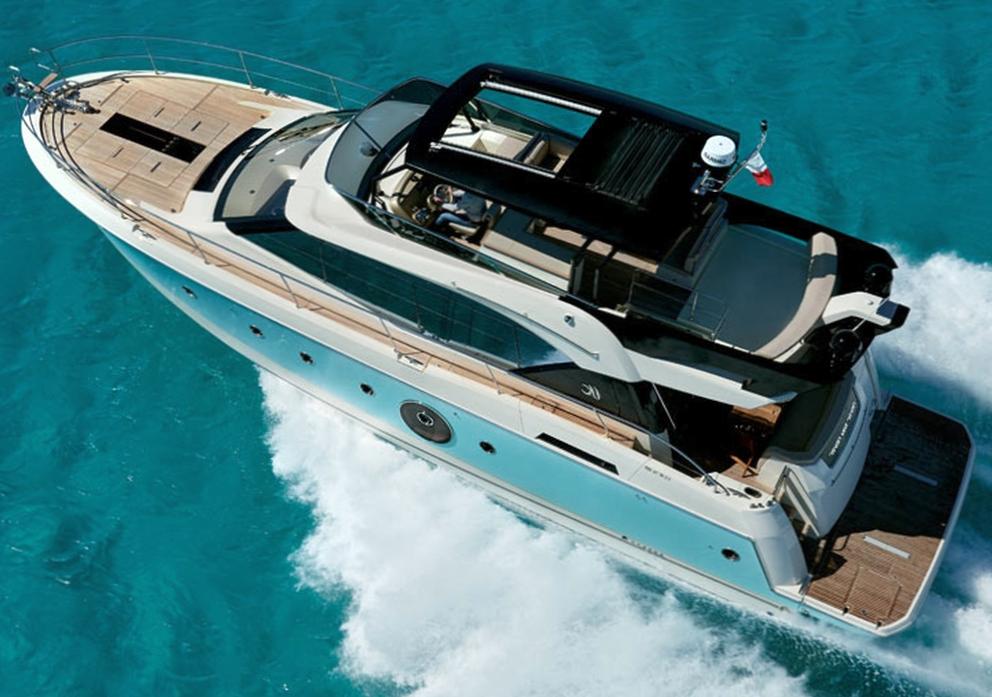 Компания Dream Yachts — это лучший выбор моторных яхт в России