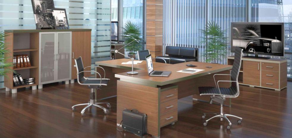 Где выбирать мебель для офиса?
