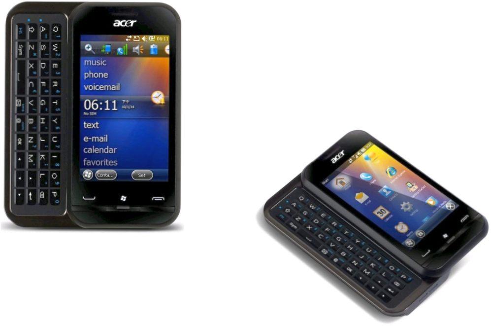 Что представляет собой смартфон Acer neoTouch?