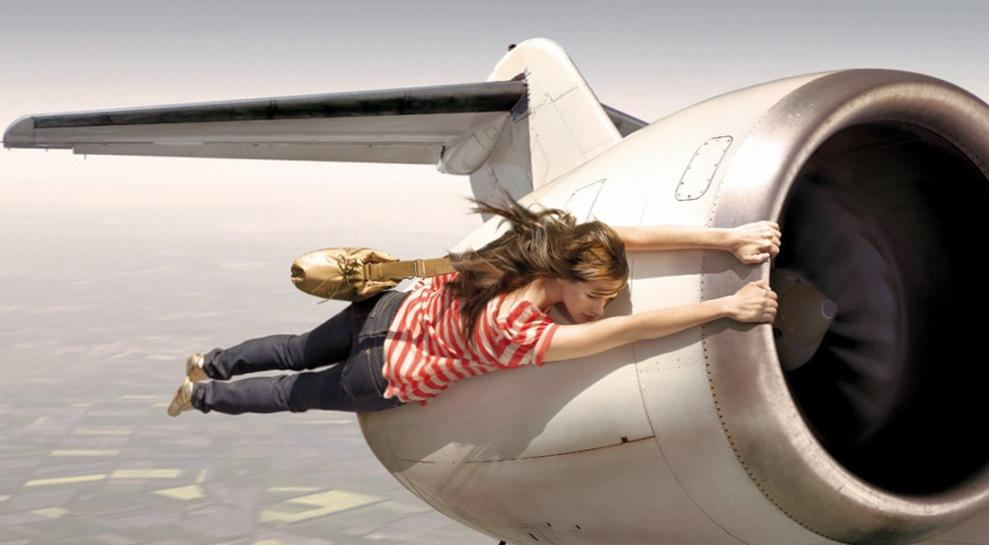 Путешествие самолетом — это оптимальное сочетание комфорта и скорости