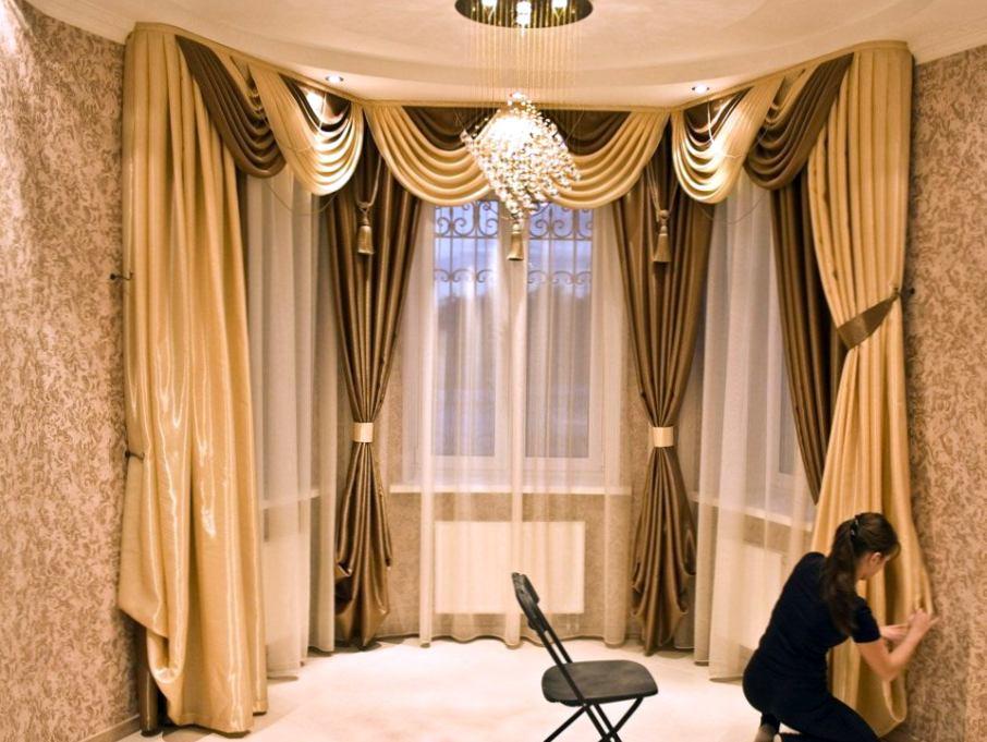 Где стоит заказывать шторы?