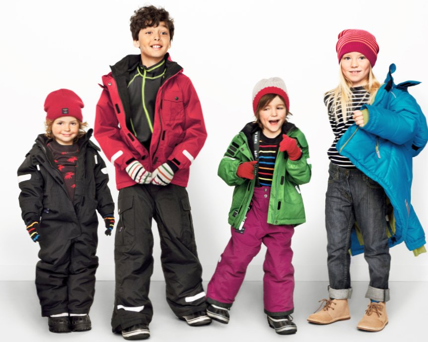 Рекомендации по выбору детской одежды от Borelli-Club.ru