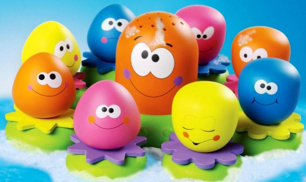 Детские игрушки для ванны