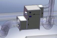 Ремонт адсорбционных осушителей воздуха