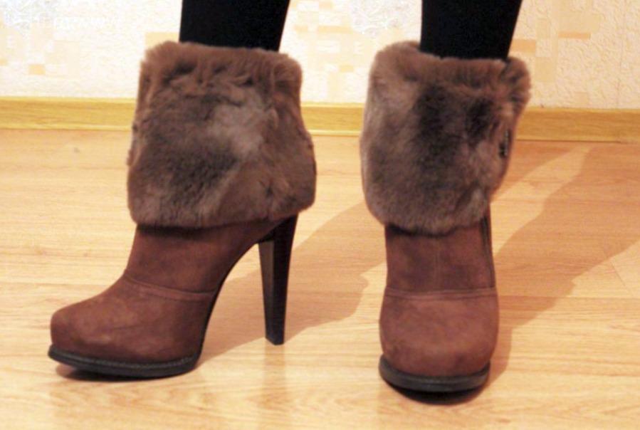Какой должна быть женская зимняя обувь?