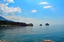 Как уехать в Крым из Краснодара?