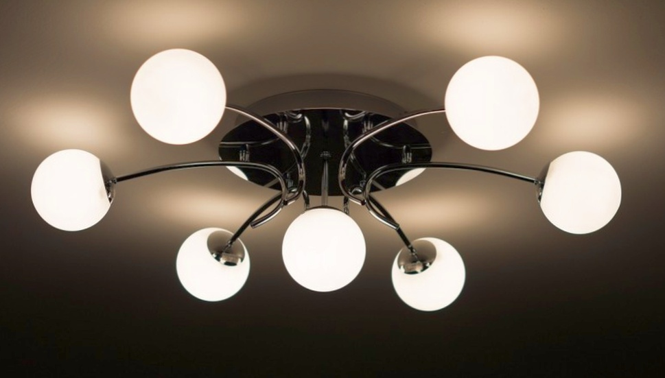 Про подвесные светильники АРТ ДЕКО