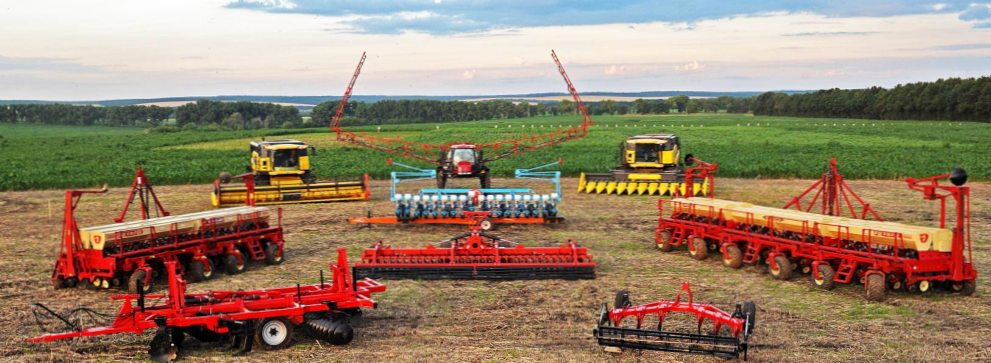 Где заказать сельскохозяйственную технику и оборудование в Киеве?