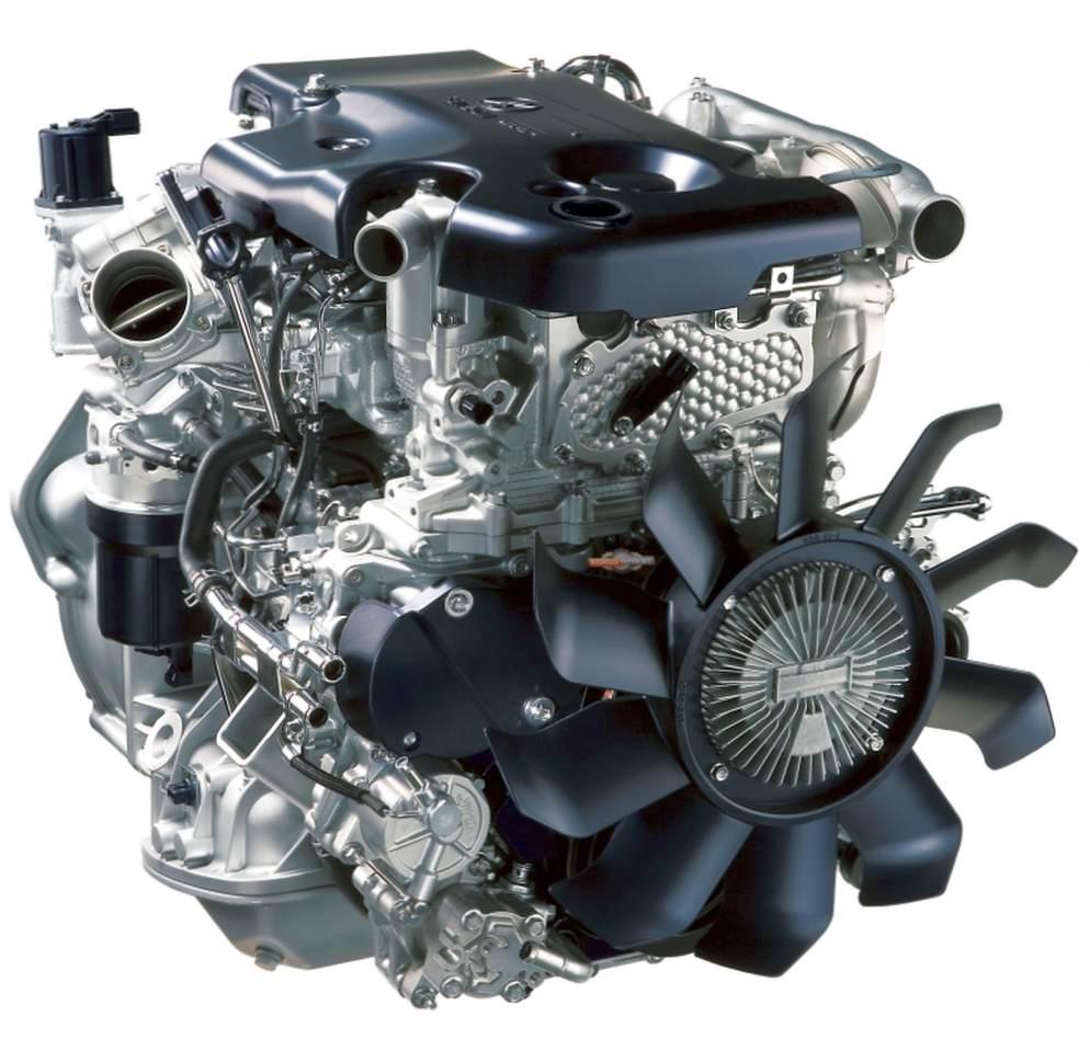 Где можно выбрать запчасти к дизельному двигателю?