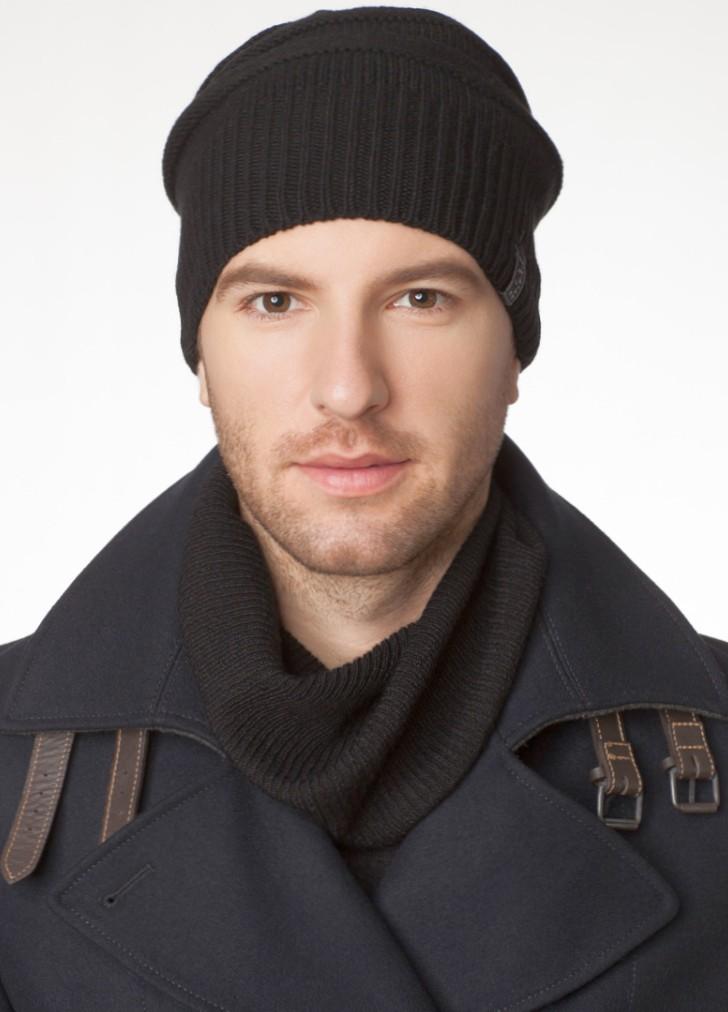 вязаные шапки Caskona для мужчин