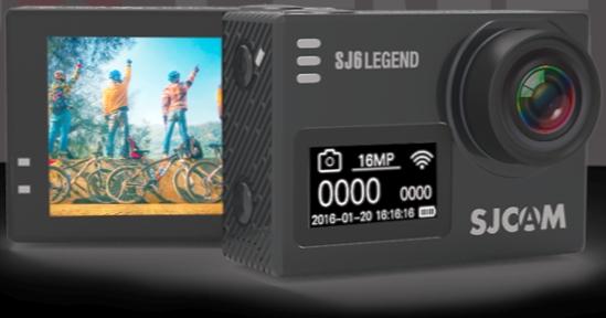 Где в РФ заказать надежную экшен камеру?