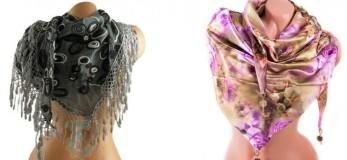 Женские платки и стиль