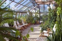Поговорим про проектирование зимних садов…