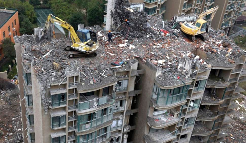 Что требуется для сноса зданий?