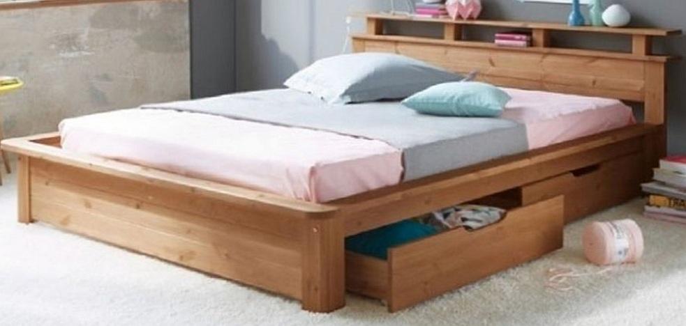 Где можно хорошую кровать из дерева купить в Воронеже?