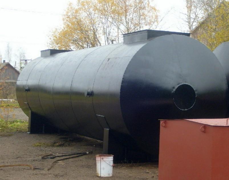Про емкости стальные горизонтальные типа РГС в Екатеринбурге