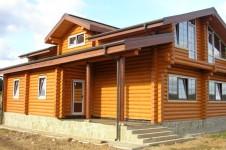 Строительство деревянных домов в Тюмени под ключ