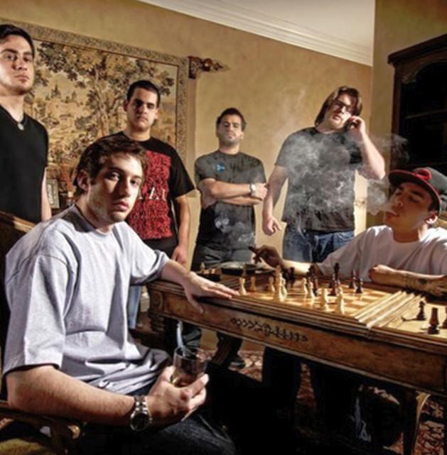 О молодых прогрессивных музыкантах VOLUMES