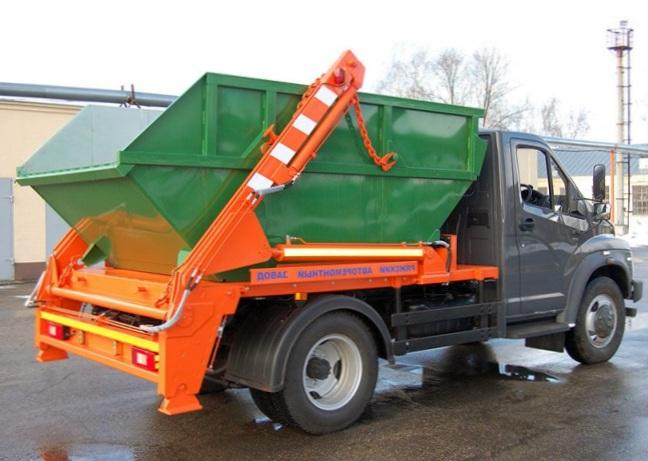 Как организовать вывоз мусора Лыткарино?