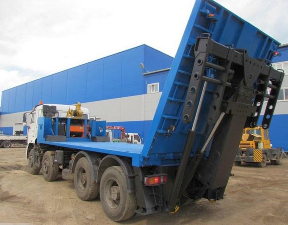 Как заказать грузовой эвакуатор СПб?