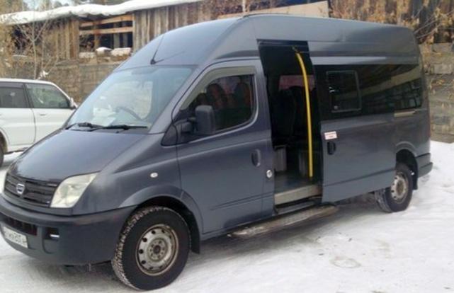 Как можно использовать автобус?