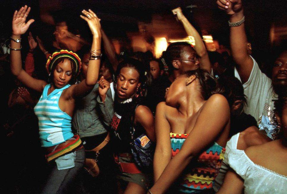 Про клубный танец реггетон