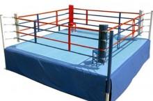 Где найти боксерский ринг?