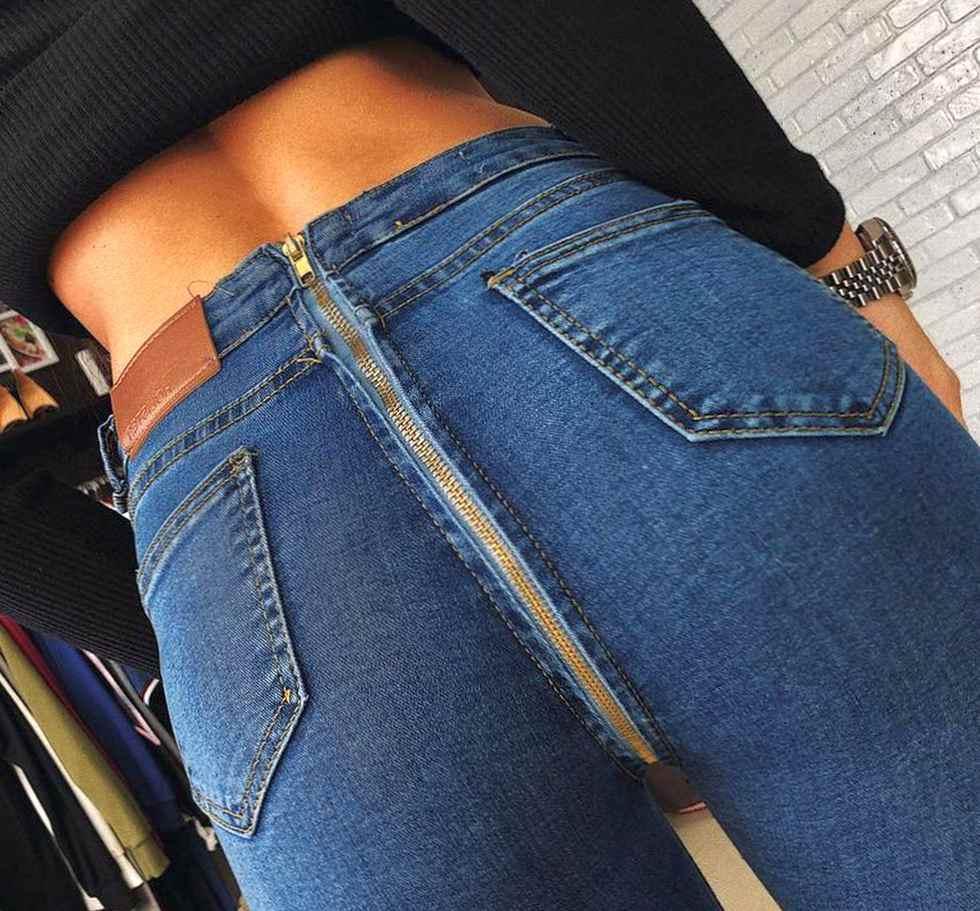 Как выбрать сексуальные джинсы?